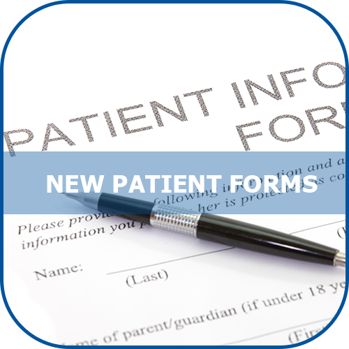 Click for New Patient Forms Information